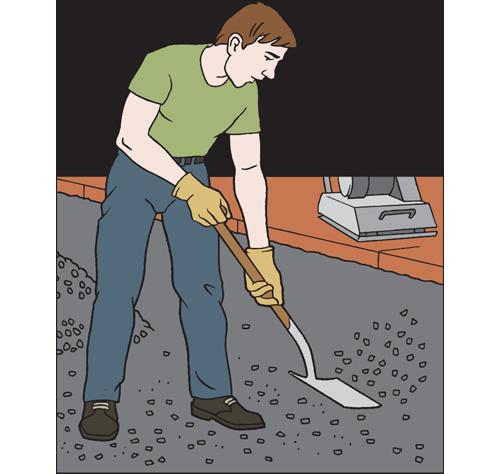 Технологія укладання бруківки